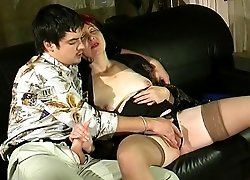 Elinor&Adam hardcore mature action