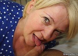 Old fatty loves cock and the big dick meat pounds her naughty slippery hole with passion